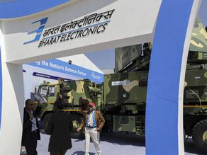 BEL signs MoU with Italy's Elettronica for Electronic warfare surveillance systems