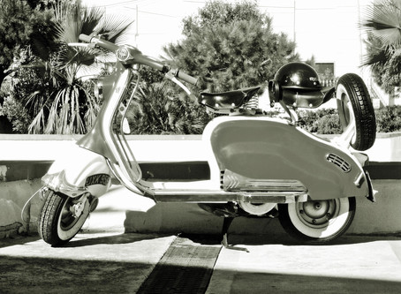 The much-loved Lambretta is scheduled for a comeback in India with its retro-cool look.