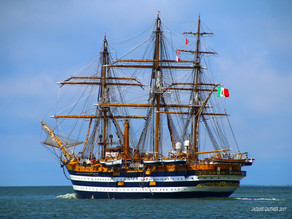 THE FIRST 90 YEARS OF AMERIGO VESPUCCI