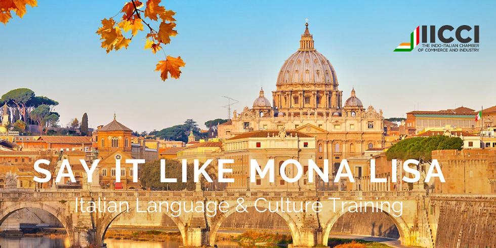 Italian Language Training Program for Level Three in India