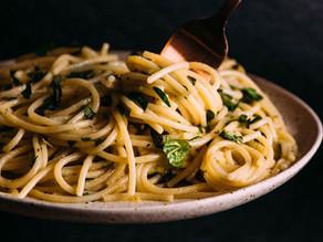 Make an Easy Lemon Herb Pasta