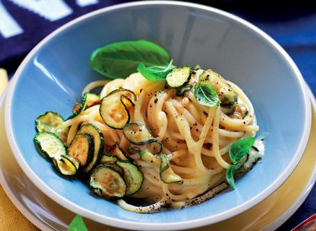 Why Spaghetti alla Nerano Is The Ultimate Comfort Food