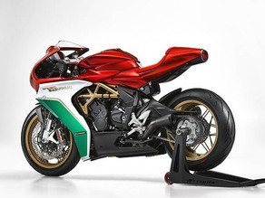 MV Agusta Superveloce 75 Anniversario sells out within seconds of launch