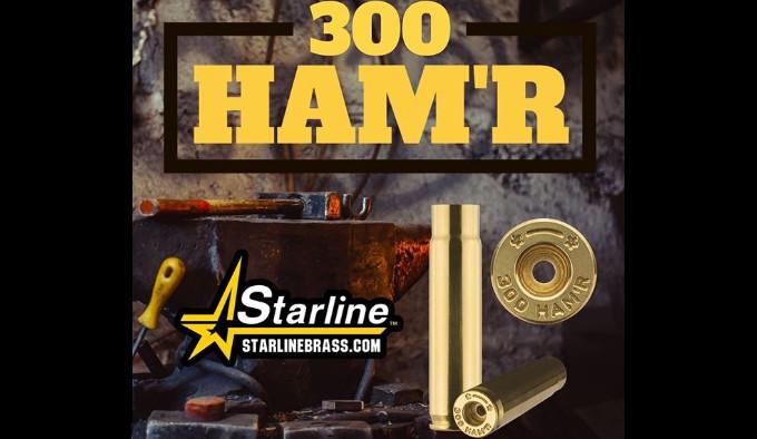 латунная гильза для патрона 300 HAM'R