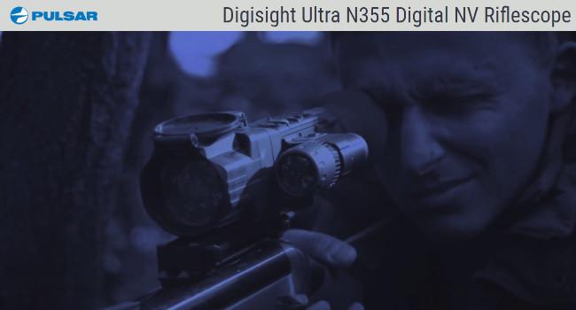 прицел Pulsar Digisight Ultra N355