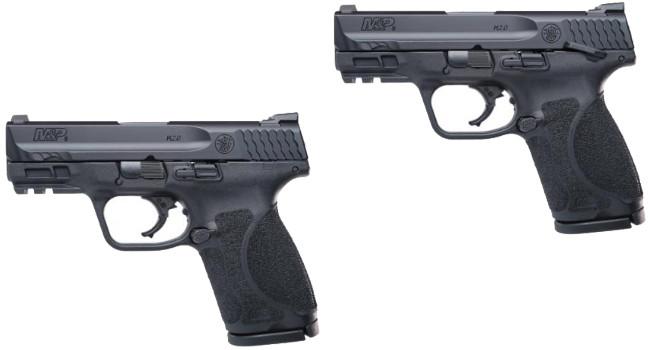 Пистолеты S&W M&P Compact 3.6