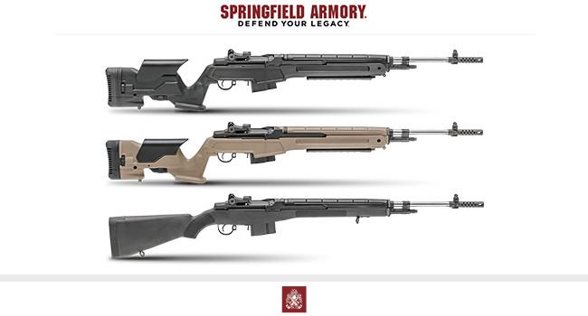 Springfield Armory M1A 6.5 Creedmoor