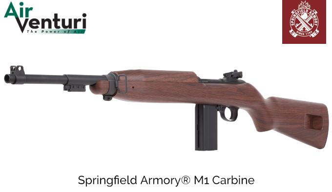 Пневматический карабин Air Venturi M1 Carbine