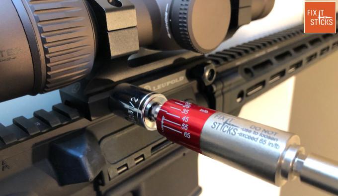 набор динамометрического ключа для оружия