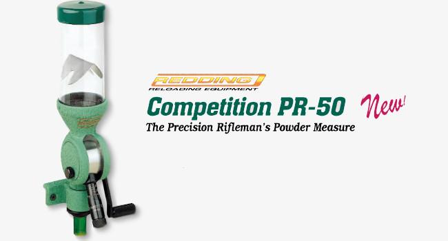 Дозатор пороха Redding Competition PR-50