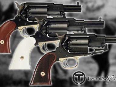 Револьвер Taylors Firearms 1858 The Ace