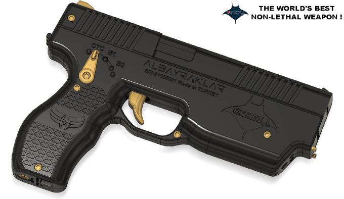 Электрошоковый пистолет Wattozz