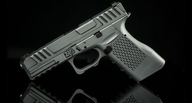 пистолет ZRODELTA Genesis Z9