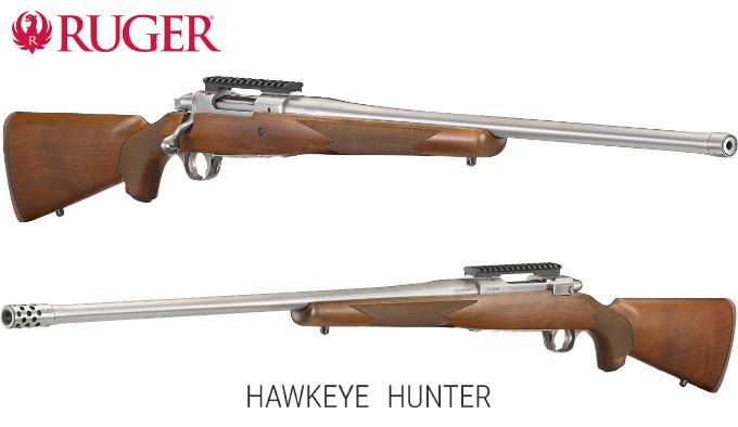 классическая болтовая винтовка с ложей из древесины ореха