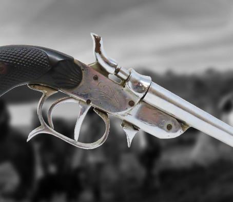 Пистолеты Гарруча