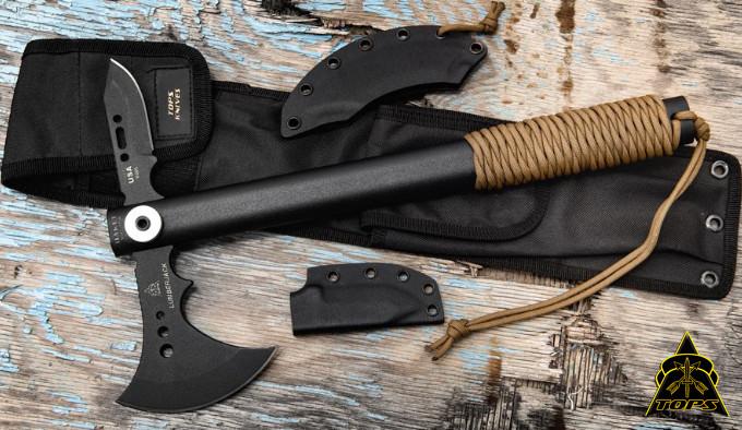 Топор TOPS Knives HAKET Lumberjack