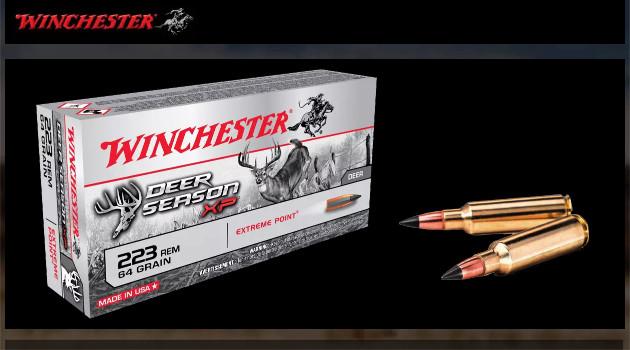 патроны Winchester Deer Season XP