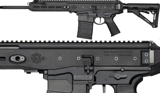 карабин Ensio KAR-21