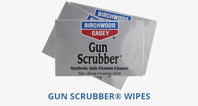 Салфетки Birchwood Casey для чистки оружия