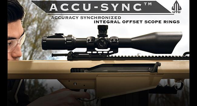 крепления UTG Accu-Sync