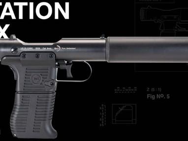Пистолет B&T Station Six