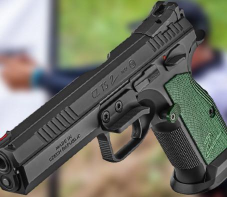 Пистолет CZ TS 2