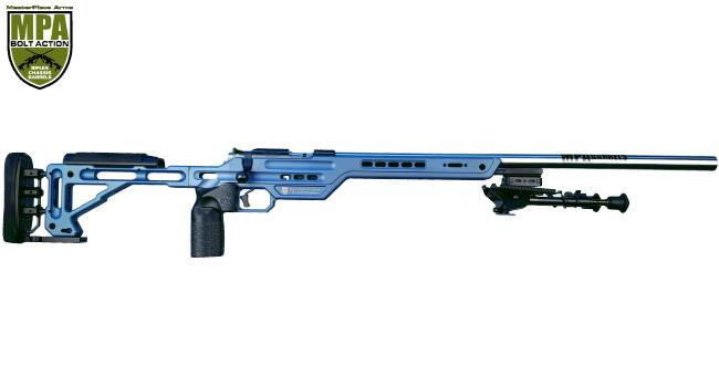 Высокоточная мелкокалиберная винтовка MPA 22BA BAR