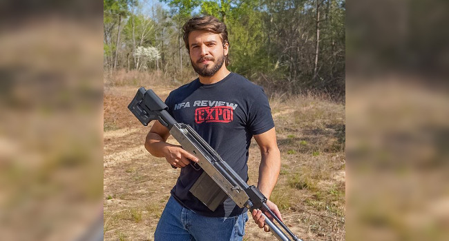 Brandon Herrera и АК-50
