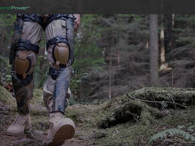 Экзоскелет Bionic Power PowerWalk тестируются в армии Канады