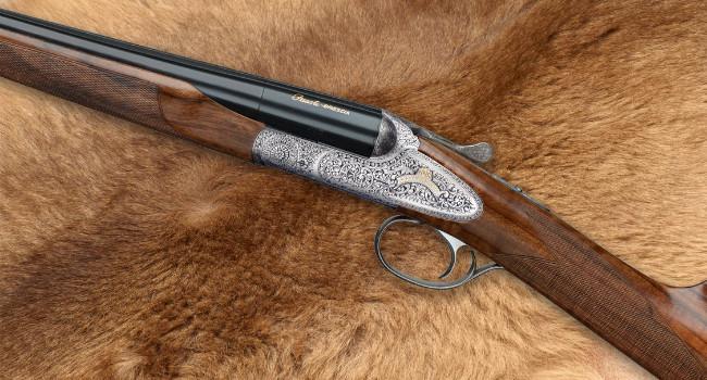 Ружье с горизонтальным расположением стволов Fausti 70 Anniversary