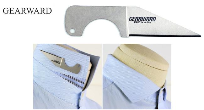 Лацканный нож Gearward HemiSERE