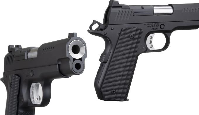 Пистолет Ed Brown EVO KC9-LW