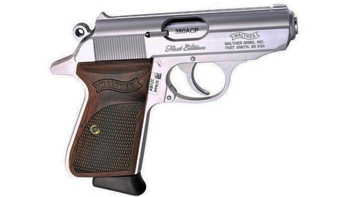 классический компактный пистолет