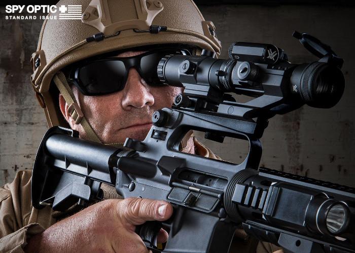 Баллистические солнцезащитные очки SPY Optic SI