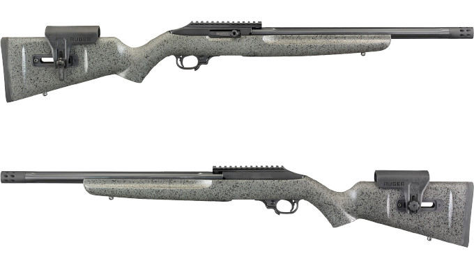 Винтовка Ruger 10/22 Competition 31120