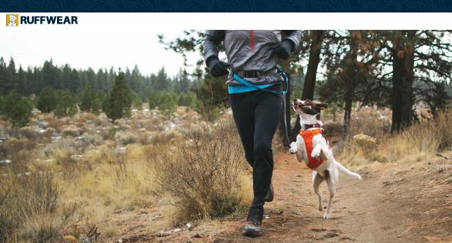 Обновление летней экипировки Ruffwear для загородных путешествий с собакой