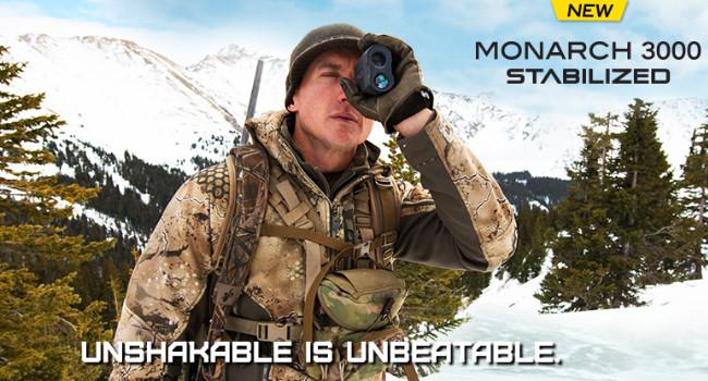 Дальномер Nikon Monarch 3000 со стабилизацией