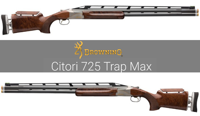 Ружье Browning Citori 725 Trap Max