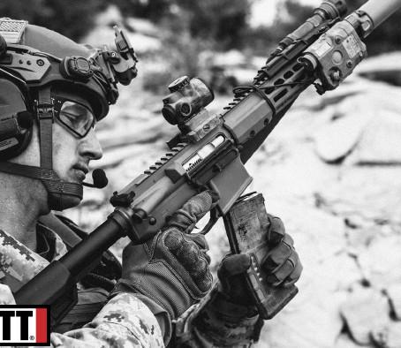 Новые винтовки для Министерства обороны США - Barrett REC7 6ARC