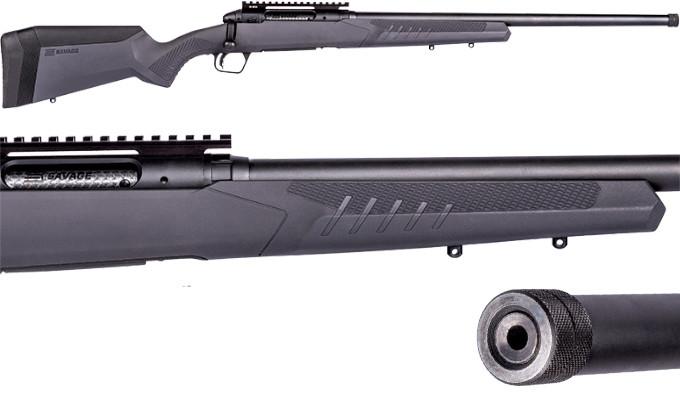 Винтовка Savage 110 Prairie Hunter