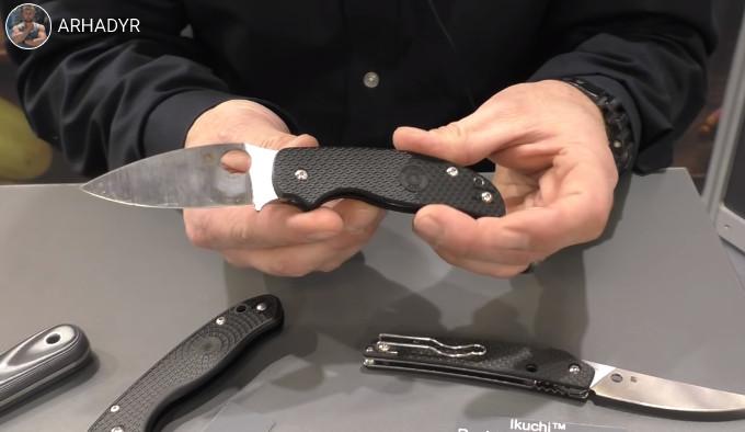 Нож Spyderco Sage Lightweight