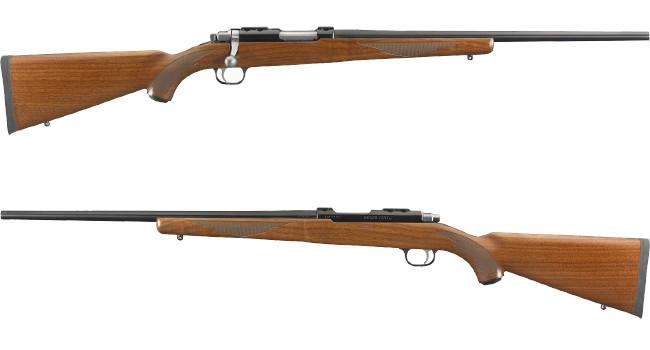 винтовка Ruger 77/17 17 WSM