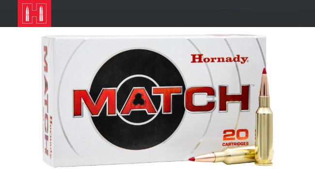 Патроны Hornady Match 224 Valkyrie