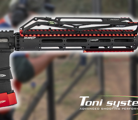 Прицельная планка Toni System Bindella AR