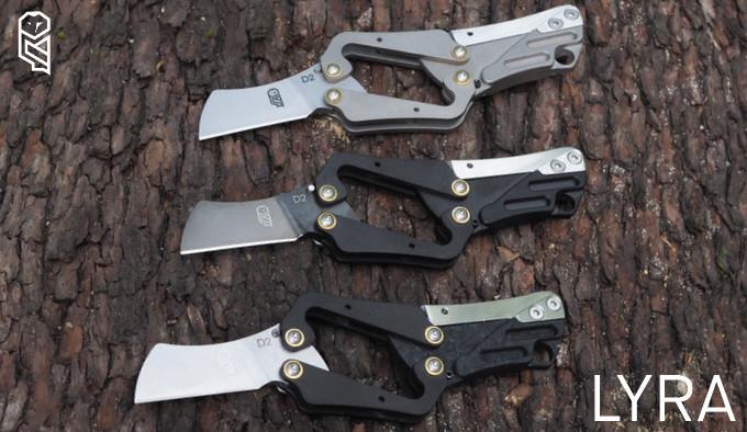 Нож Horizon Knives Lyra