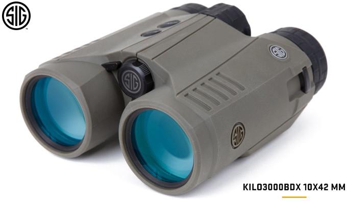 Бинокль-дальномер Sig Sauer KILO3000BDX