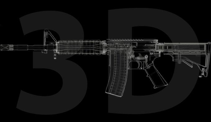 Вторая волна трехмерной печати оружия