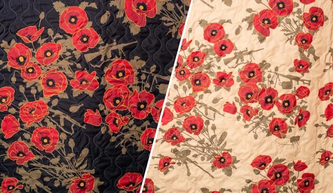 Одеяло Woobie Poppies Of War