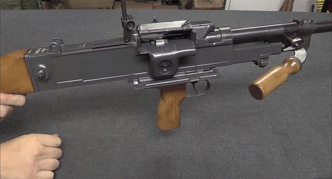 пулемет UK vz 59