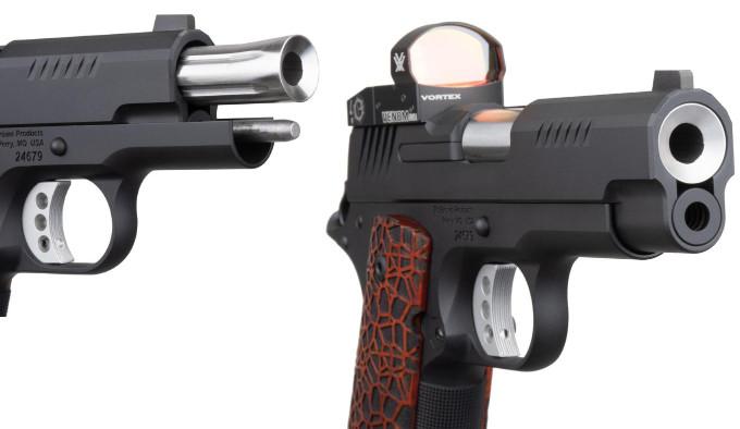 пистолет E9-LW спереди